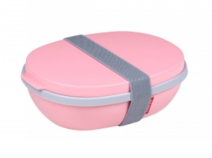 LUNCHBOX ELLIPSE DUO PINK